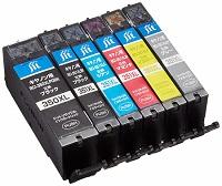 BCI-351XL+350XL/6MPジット製