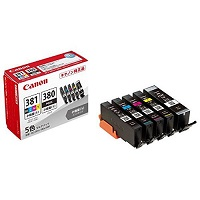 BCI-381s+380s/5MP5色マルチパック小容量