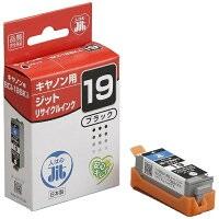 JIT-C19Bジット製リサイクルインクブラック