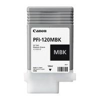 PFI-120MBK標準量マットブラック純正