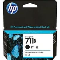 HP711B 3WX00A ブラック
